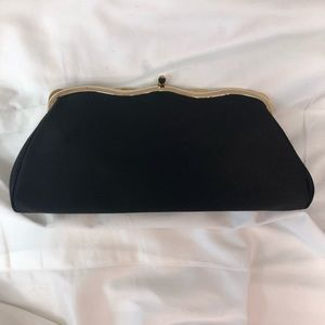 Kate Spade New York black clutch